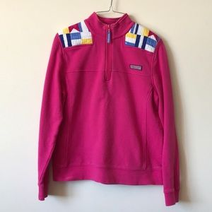 Vineyard Vines Quarter Zip Pullover